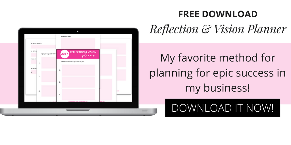 free planner for new year