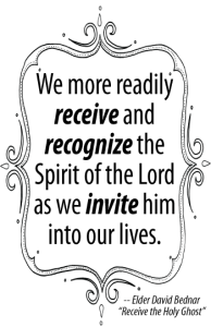 Quotes about the Holy Ghost