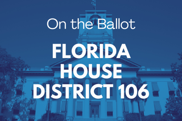 On the Ballot: Florida House District 106