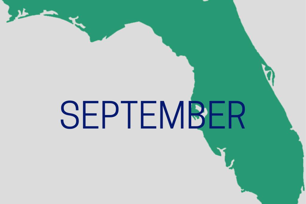 Florida Government News September 2020