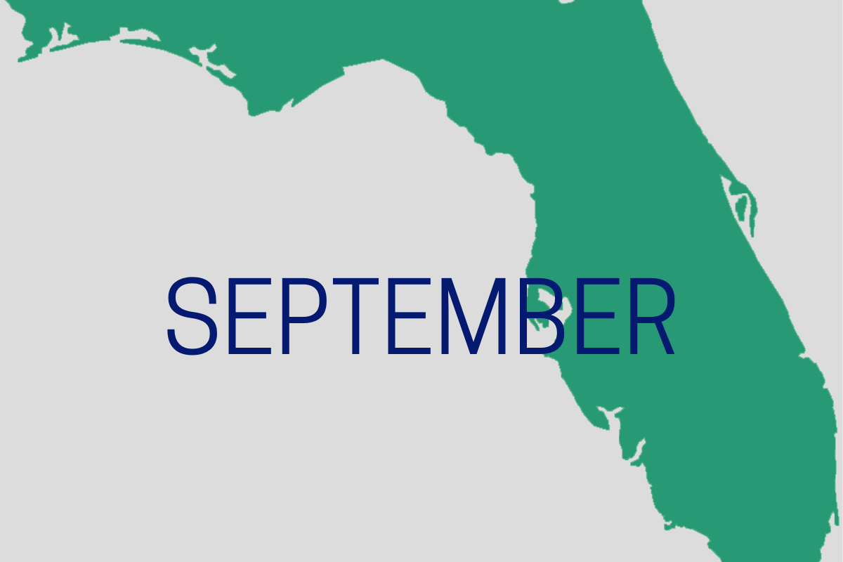 Florida Government News September 2020