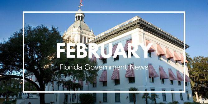 Florida Government News February 2021