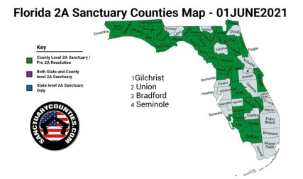 Second Amendment Sanctuary Counties in Florida