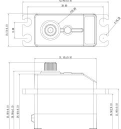 servo size diagram free wiring diagram for you u2022 servo i parts servo generic continuous [ 936 x 1142 Pixel ]