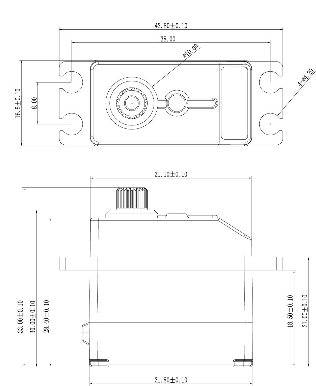 hight resolution of servo size diagram free wiring diagram for you u2022 servo i parts servo generic continuous