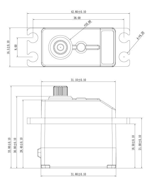 small resolution of servo size diagram free wiring diagram for you u2022 servo i parts servo generic continuous