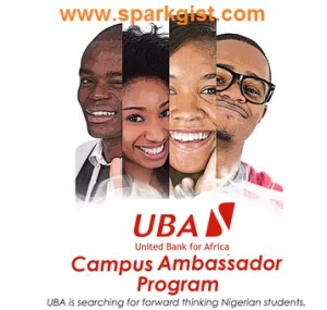 UBA campus ambassador program