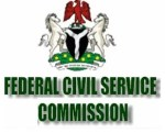 Federal Civil Service Commission (FCSC) Recruitment 2019/2020 is Ongoing- Apply Now