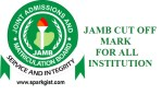 JAMB Cut Off Mark 2020/2021 for all Universities, Polytechnics, College of Education for Post UTME Screening Exercise