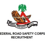 Federal Road Safety Corps (FRSC) Recruitment
