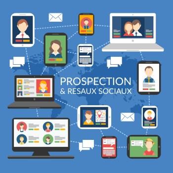Prospection et réseaux sociaux