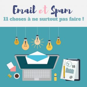 email et spam