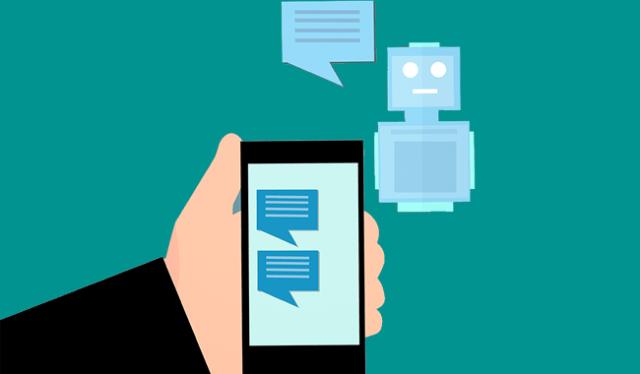 chatbot vente B2B