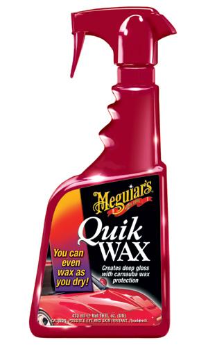 Meguiars A1616 Quik Wax  16 oz