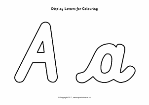 Cursive & Joined Alphabet Teaching Resources & Printables