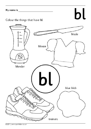 Digraphs and Blends/Consonant Clusters Teaching Resources