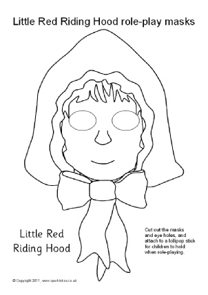 Little Red Riding Hood Teaching Resources & Story Sack