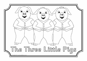 Three Little Pigs Teaching Resources & Story Sack