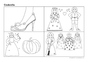 Cinderella Teaching Resources & Story Sack Printables