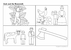 Jack and the Beanstalk Teaching Resources & Story Sack