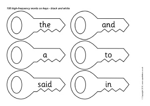 Themed High Frequency Sight Words Teaching Resources and
