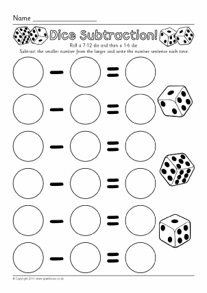 Primary School Subtraction Activities and Games resources