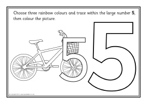 Number Formation Primary Teaching Resources and Printables