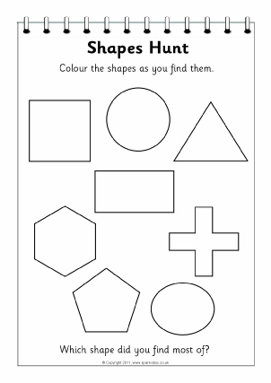 KS1 and KS2 2D Shapes Teaching Resources and Printables