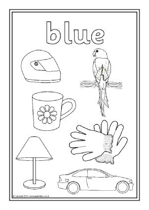 FREE Colours Topic Teaching Resources and Printables