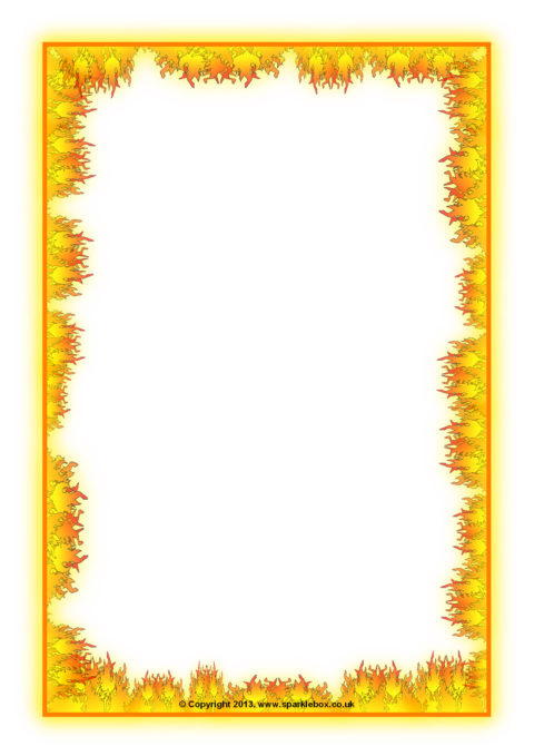 templates with borders