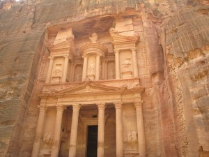 Petra Jordan Lost City