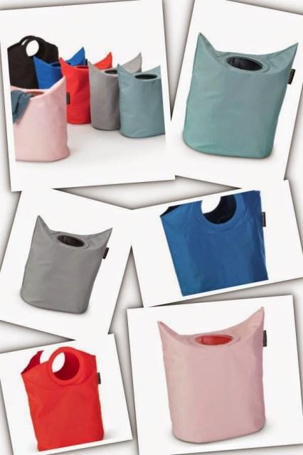2bra Home/Design: BRABANTIA LAUNDRY BAG innovativa e versatile borsa per la biancheria