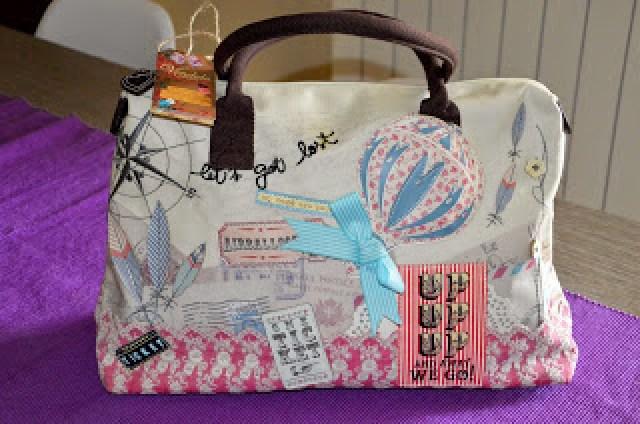 DSC_0432 Borsa Vendula London travel bag versatile e molto capiente