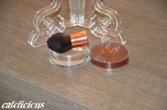 DSC_0014 Cipria autoabbronzante Trystal3 Minerals, Maschera autoabbronzante - Vita Liberata