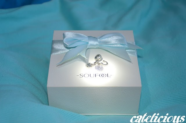 DSC_0333 Soufeel Jewelry bracciale con charms fai da te