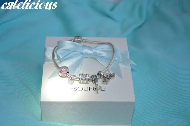 DSC_0335 Soufeel Jewelry bracciale con charms fai da te