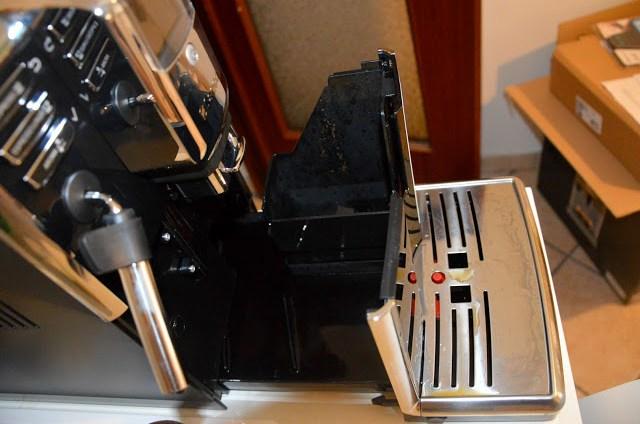 DSC_0013-1 Tecnology corner: Philips Saeco HD8911/02 Macchina Espresso automatica Incanto Classic Pannarello