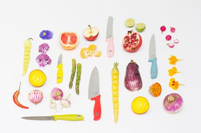 Tasty-Colours-MOOD-06 Brabantia Tasty Colours - Ceppo e coltelli colorati