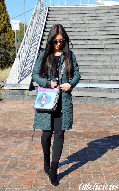 greenvioletoutfit4 Stivaletti Gucci per autunno