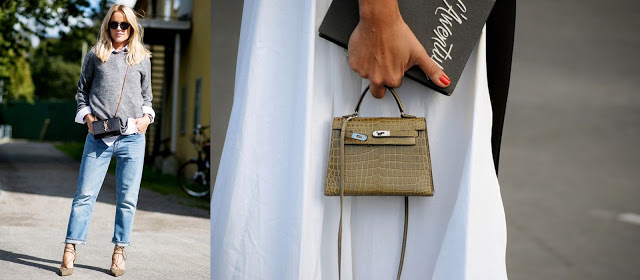 minibaghermesysl Mini bag trend che va sempre di moda