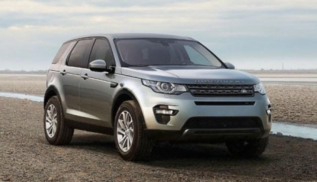 land Nuova Land Rover discovery - la nostra storia è scritta nel DNA