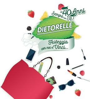 LE-PANDORINE Dietorelle festeggia i suoi 40 anni e in questa occassione puoi vincere la borsa Le Pandorine