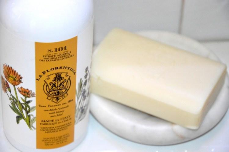 DSC_0300-1024x681 Sapone con gli ingredienti naturali - La Florentina saponificio