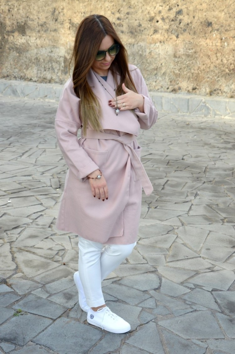 DSC_2728 Cappotto rosa cipria Shein - powder pink coat