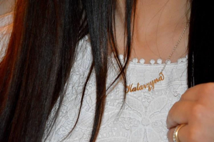 DSC_0046 Blusa con inserti in pizzo Shein, blusa di colore bianco