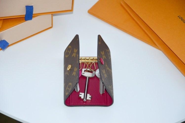 DSC_3299 Dove comprare un portachiavi di lusso? Multiclés 6 key holder Louis Vuitton portachiavi
