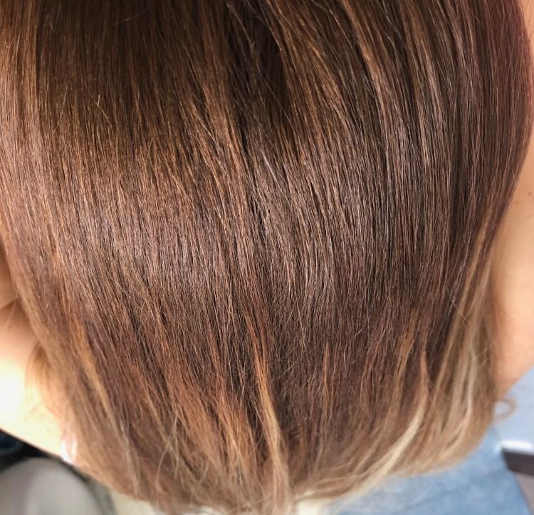 IMG-3376-1024x989 Come tonalizzare capelli decolorati o biondi? Redken Shades EQ Gloss