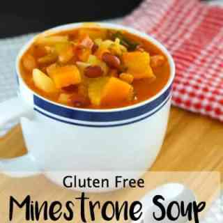 Magnificent Minestrone Soup!