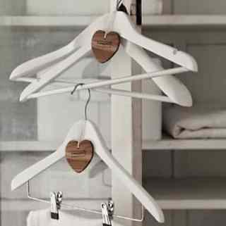 Tips and Tricks…with Coat Hangers!