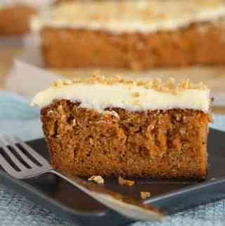 Gluten Free Almond and Carrot Cake!!!